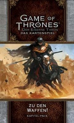 GoT Kartenspiel: Der Eiserne Thron - Zu den Waffen!