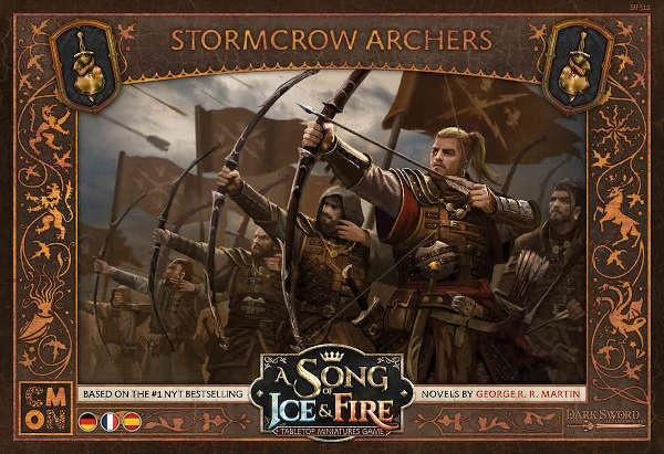 A Song Of Ice And Fire - Bogenschützen der Sturmkrähen (DE)