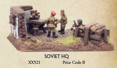 Soviet HQ Objective (MSO117)