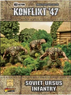 Soviet Ursus Infantry (3)
