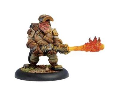 Mercenary Thor Steinhammer