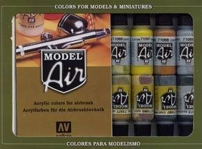 Model Air Set WWII Deutschland