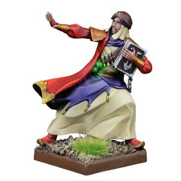 Jarvis, Ophidian Necromancer
