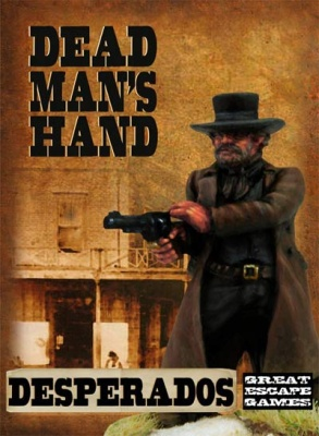 Dead Man`s Hand Desperados (7)