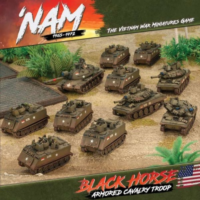 US Blackhorse Army Box
