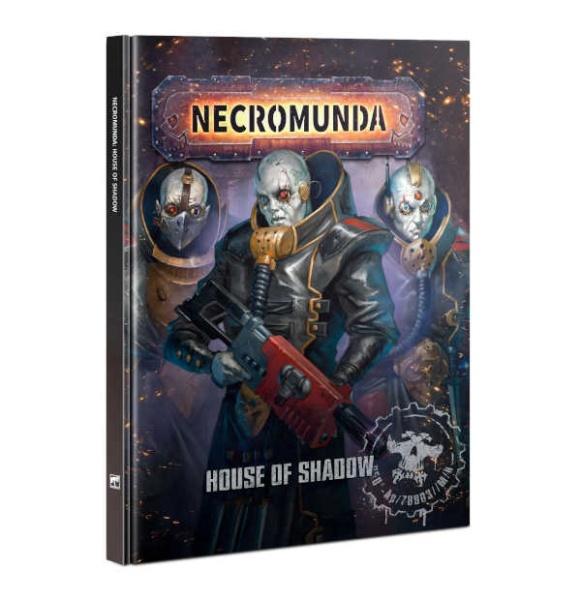Necromunda: House of Shadow ENGLISCH
