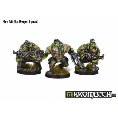 Orc Afrika Korps Squad (10)
