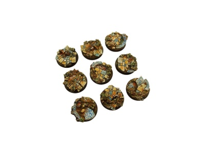 Mystic Bases, Round 28mm (5)