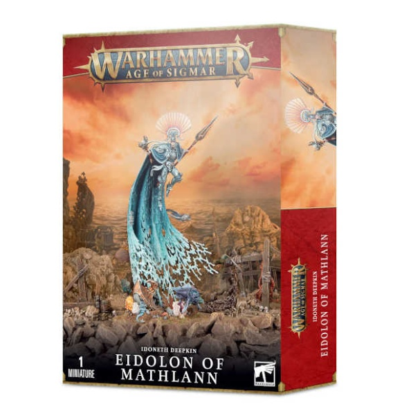 Idoneth Deepkin: Eidonlon of Mathlann