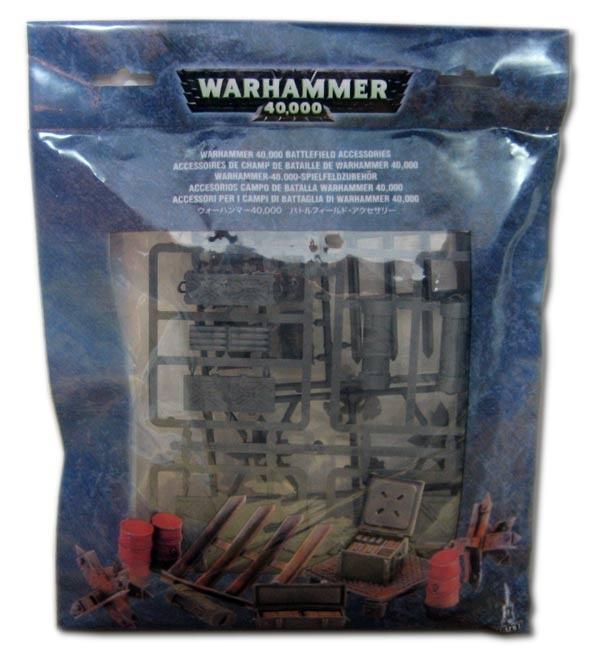 Warhammer 40.000 Spielfeld Zubehör (MO)