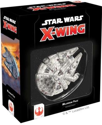 SW: X-Wing 2.Ed. - Millennium Falke