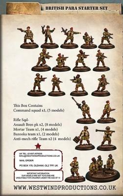 British Para Platoon (23) OOP