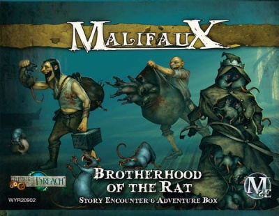 Brotherhood of the Rat Story Encounter and Adventure Box