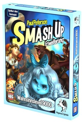 Smash Up: Wahnsinnslevel 9000