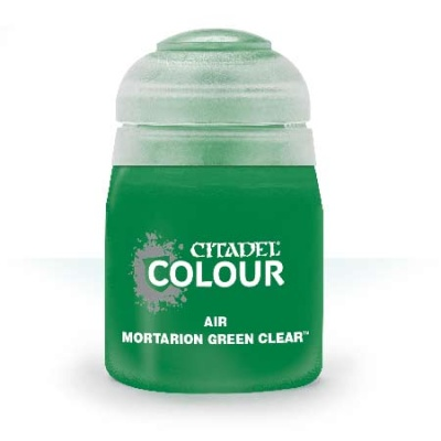 Mortarion Green CLEAR (Air)