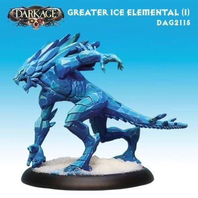 Ice Caste Greater Ice Elemental (resculpt) (1)