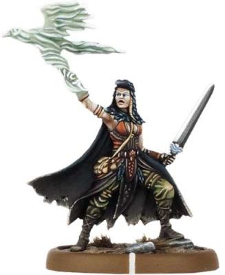 Brynhild Gunnblindi, Gythja of Hrafnen