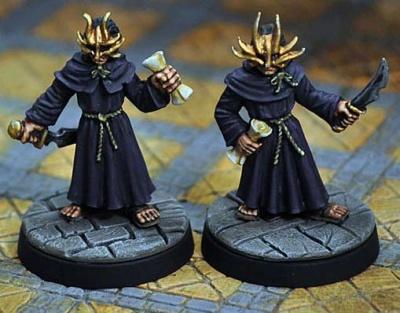 Evil Cultists I (2)