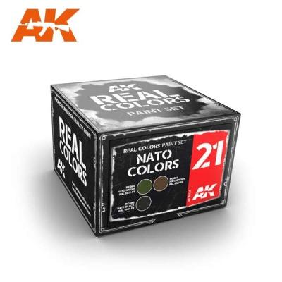 NATO Colors Set (3)