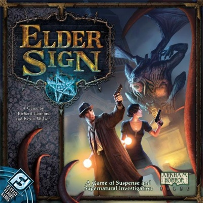 Arkham Horror Files: Elder Sign