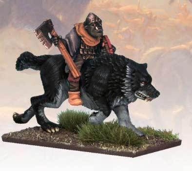 Goblin Wolf Rider Champion 1