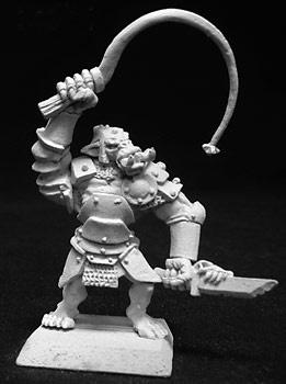 KHARG, ORC SERGEANT
