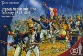 French Napoleonics Line Infantry 1812-1815 (42)