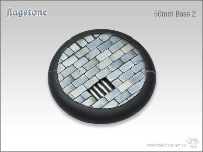 Flagstone Bases 50mm rund 2 (1)