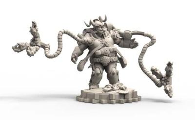 Steamcity - Doom Grinder