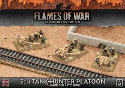 5cm Tank-hunter Platoon (3)