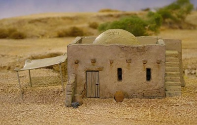 Mud-Brick House