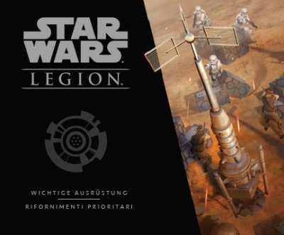 SW: Legion - Wichtige Ausrüstung Erweiterung