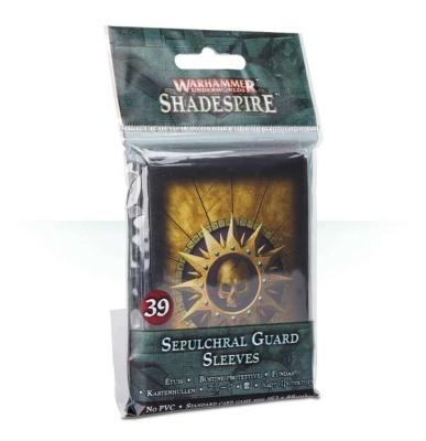 WHU:Sepulchral Guard Sleeves