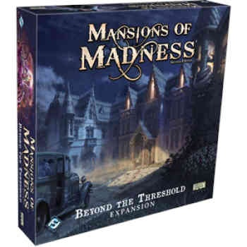Mansions of Madness 2nd Ed.: Beyond the Threshold Expansion