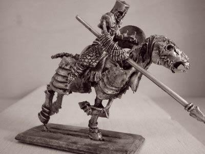 Berittener Skelettkrieger II