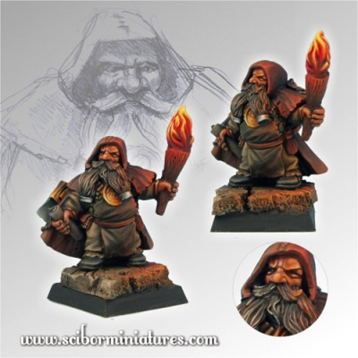 Dwarf Sapper