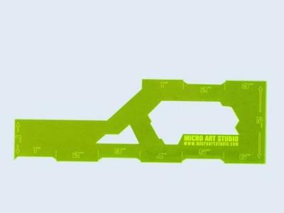 Assault Template #2 Green (1) (OOP)