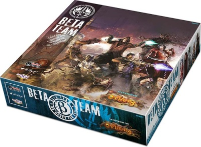 The Others Beta Team Box (deutsch)