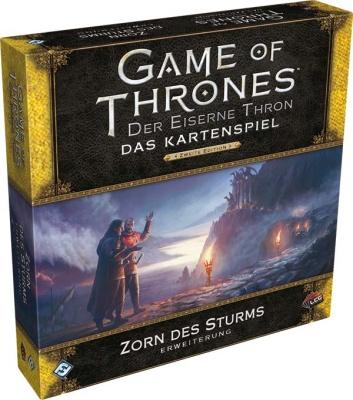 GoT: LCG 2.Ed. Zorn des Sturms