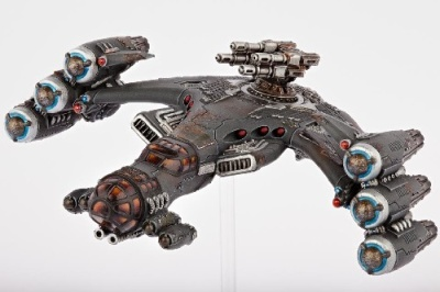 Resistance: Lifthawk Medium Dropship (1)