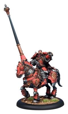 Khador Kovnik Markov Cavalry Character Solo