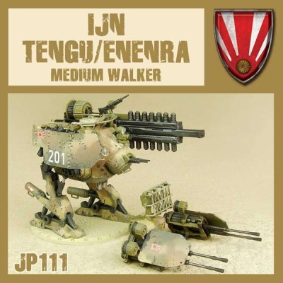 IJN Tengu/Enenra Medium Walker