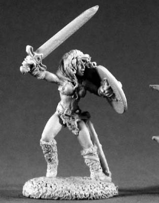 Marda Of the Blade