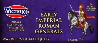Early Imperial Roman Mounted Generals (12)