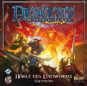 Descent: Die Höhle des Lindwurms (2. Edtion) (OOP)