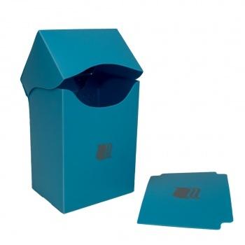 Blackfire Deck Holder Vertical - for 80+ Cards - Light Blue