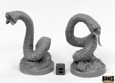 Giant Leeches