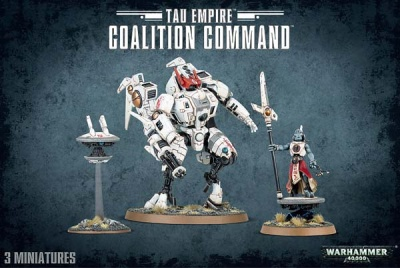 Tau Empire Coalition Command