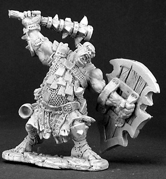 Kagunk, Ogre Chieftain