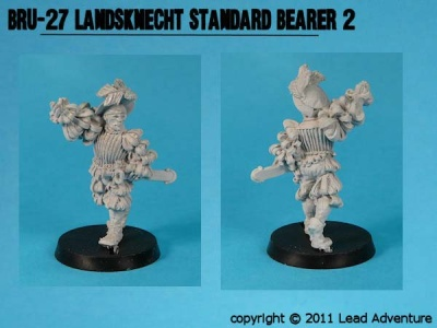 Landsknecht Standard Bearer 2 (1)